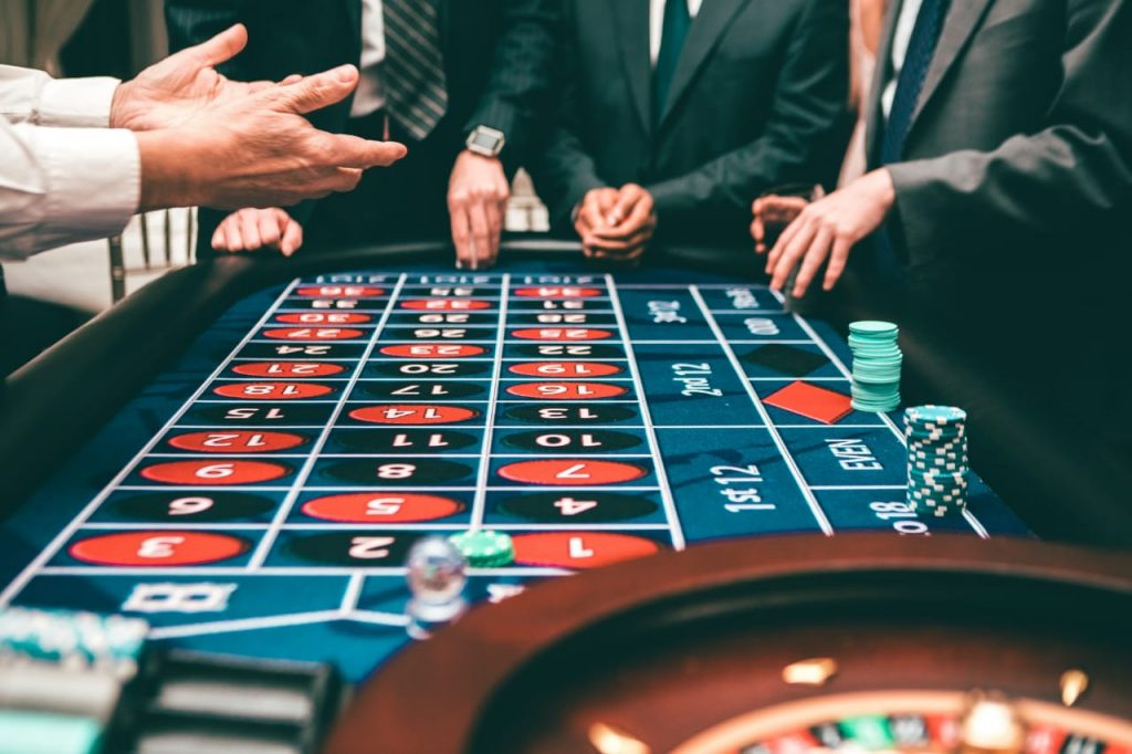gambling winning